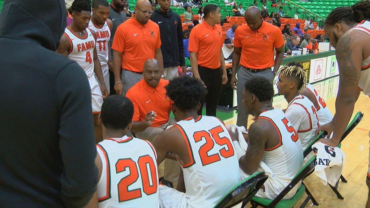 Six post double figures as Florida A&M tops Edward Waters