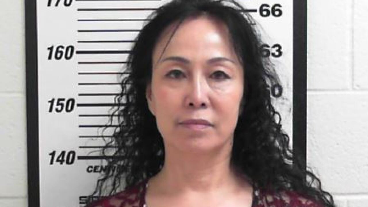 Layton massage parlor employee arrested on prostitution charges