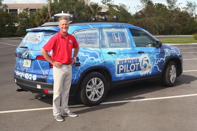 PHOTOS: Meet Weather Pilot 5