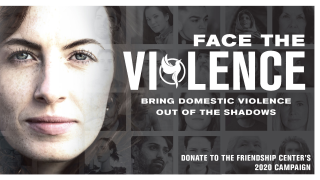 Face the Violence fundraising campaign