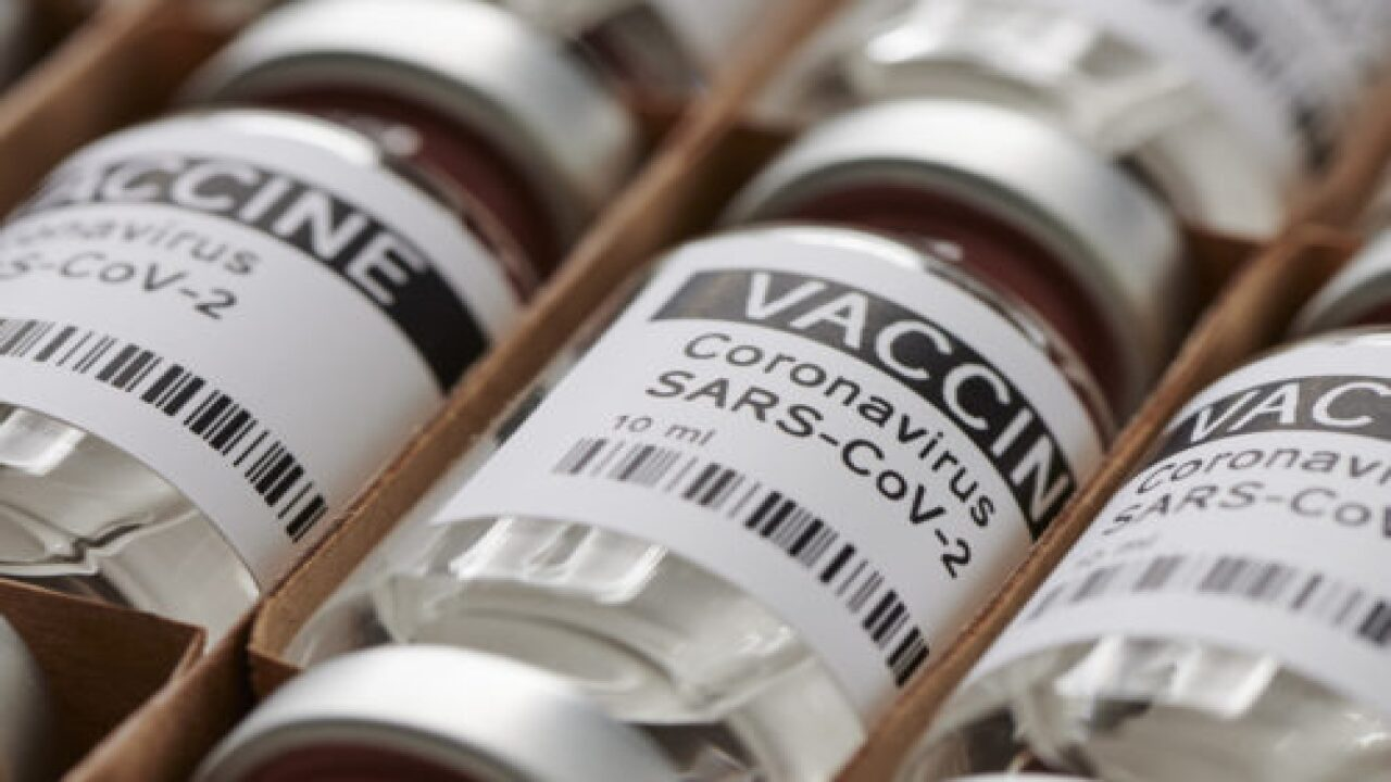 Poll Finds A Third Of Americans Won't Get A COVID-19 Vaccine