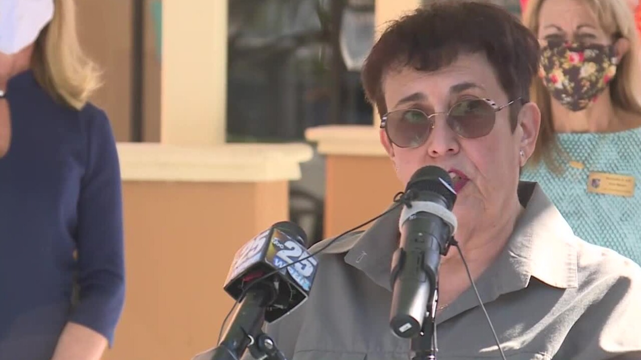 Dr. Alina Alonso speaks at a news conference in Feb. 23, 2021.jpg