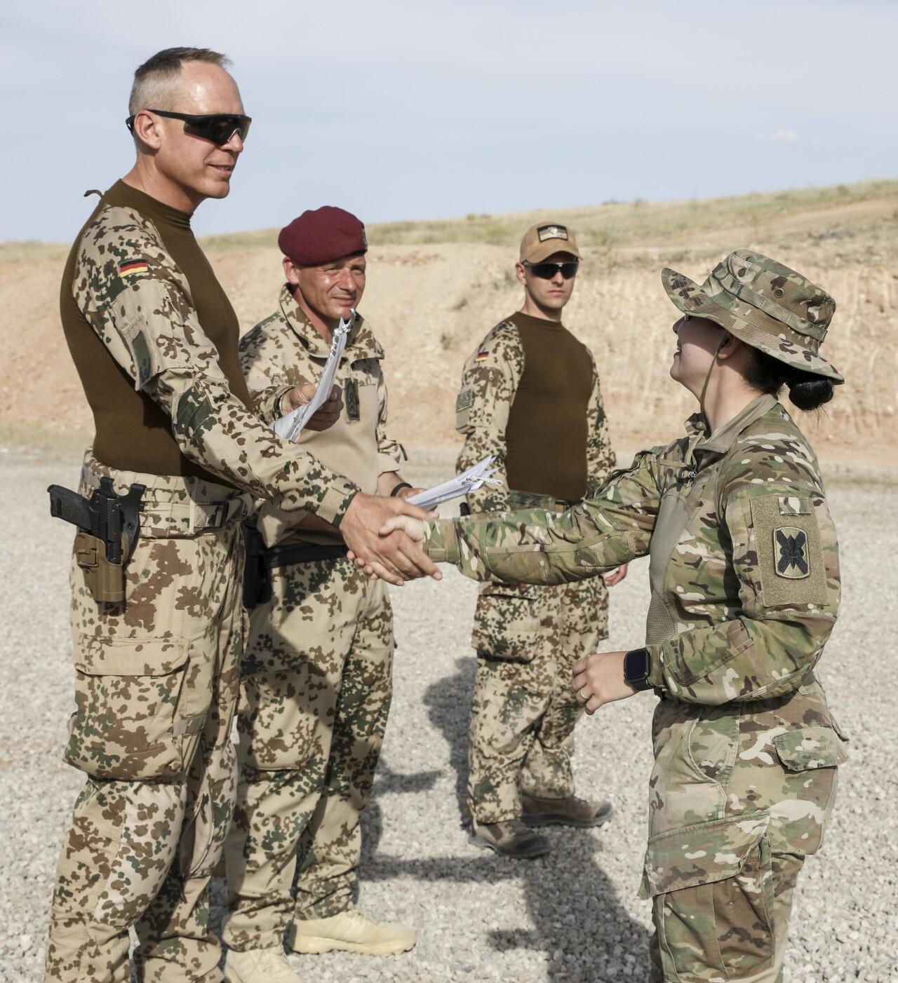 U.S. Army National Guard photo by Staff Sgt. Noshoba Davis