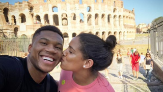 'Most Valuable Baby' on the way for Giannis and his girlfriend