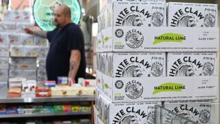 White Claw projects $1.5 billion in sales this year