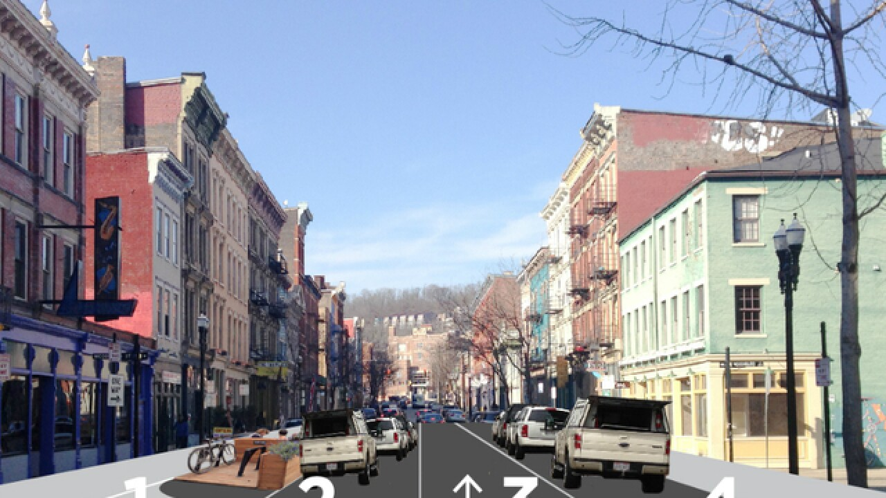 Potential changes to Over-the-Rhine's Main Street could make neighborhood more walkable