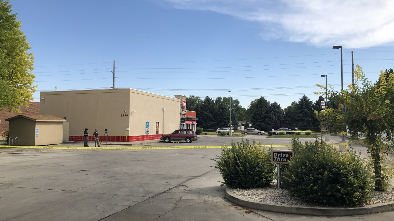 Police investigating homicide at Dairy Queen