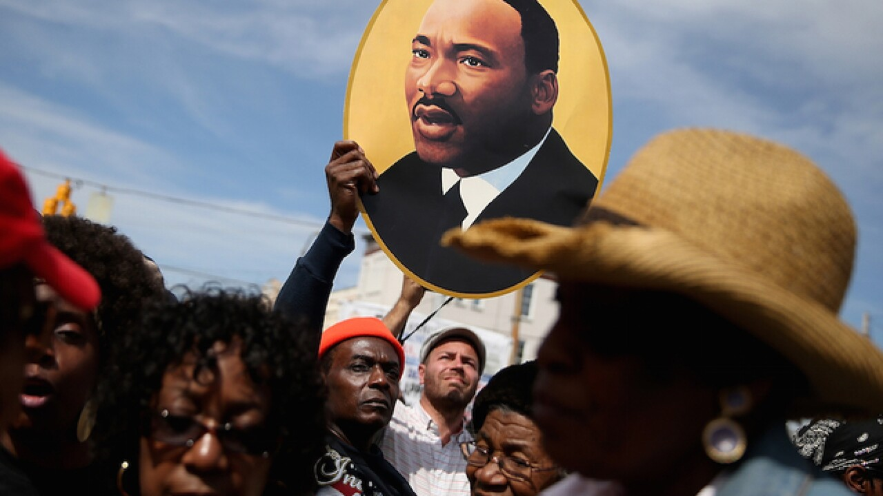 The life and activism of Martin Luther King, Jr.
