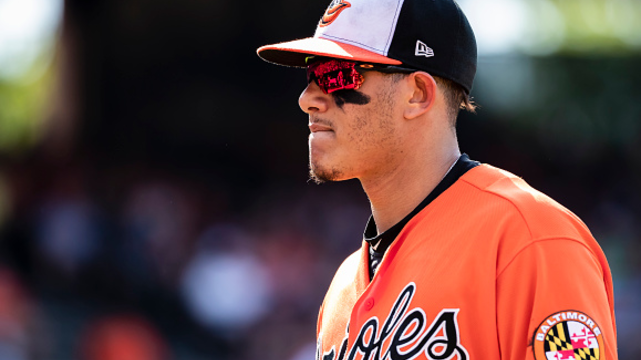 "ESPN's Buster Olney calls Brewers ""front runners"" to land Manny Machado"
