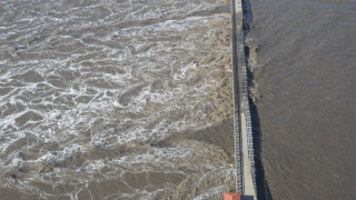 Papio NRD - Lied Bridge Over Platte River