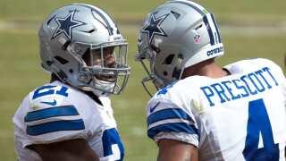 Dak Prescott didn't sugarcoat the Cowboys' Sunday struggles