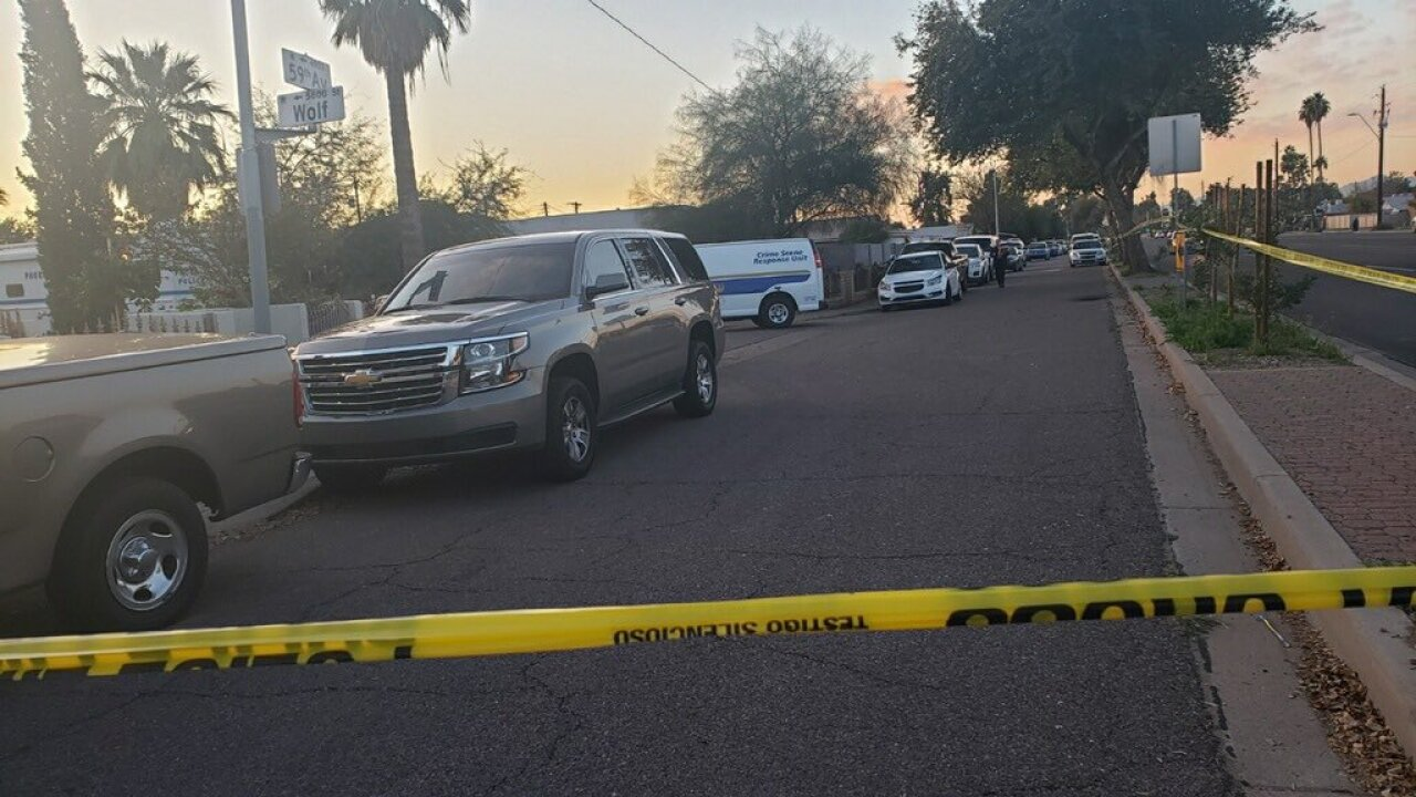 Human remains found in Phoenix home amid child abuse investigation, police say