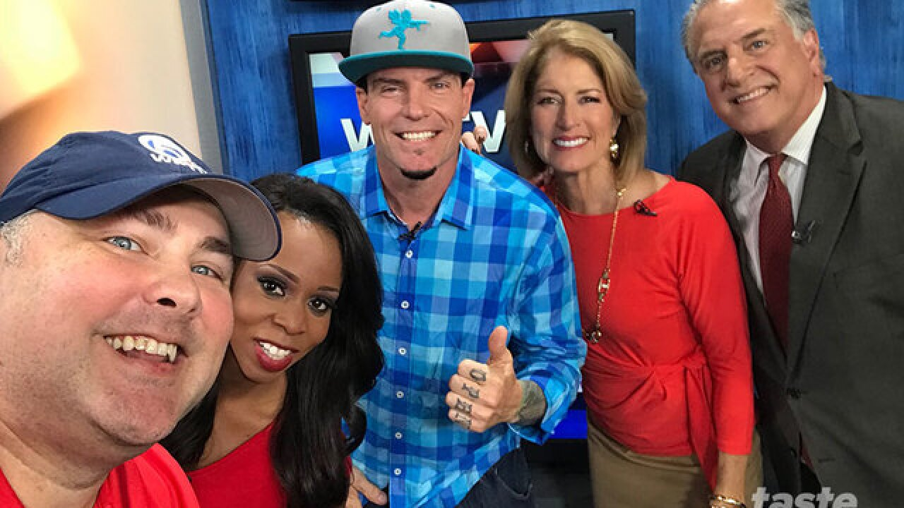 Vanilla Ice performing in Wellington this weekend at Winterfest