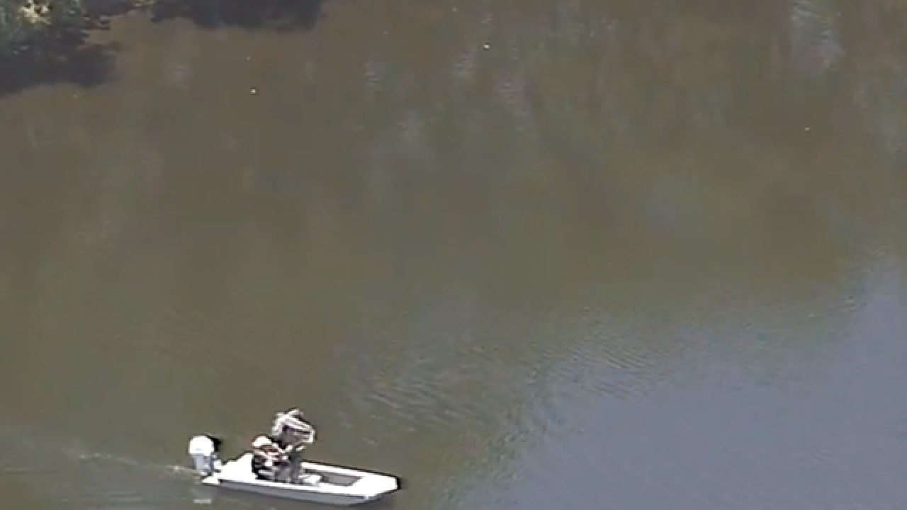 Body recovered in Orlando pond during search
