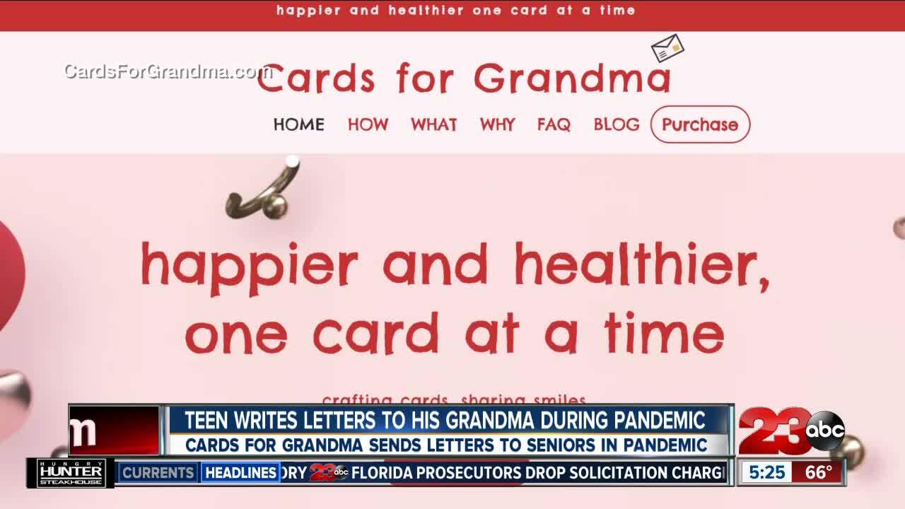 Cards for Grandma