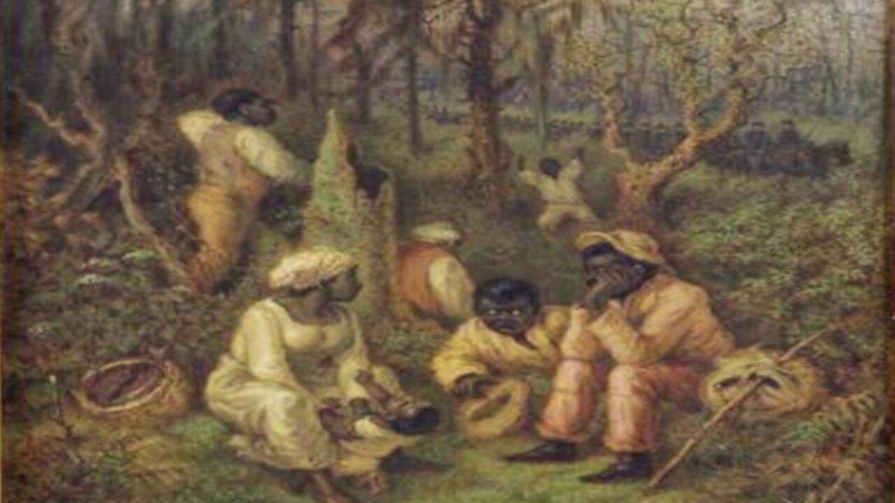 Escape through the swamp: The link between the Great Dismal Swamp and the UndergroundRailroad