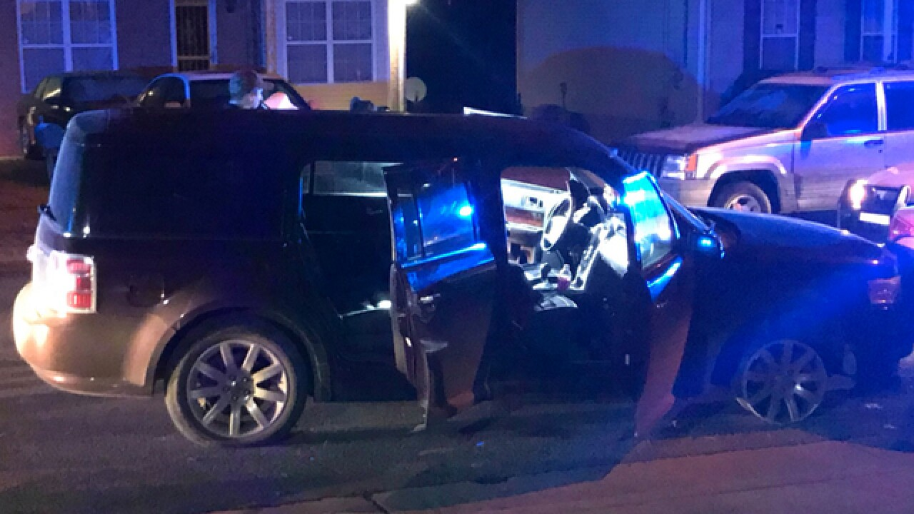 2 In Custody After High-Speed Chase In Nashville