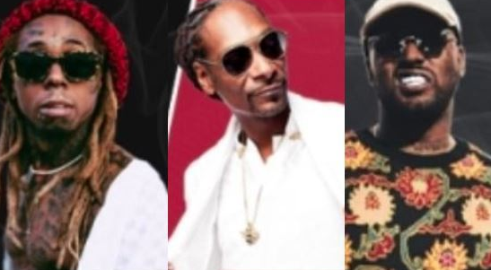 Lil Wayne, Snoop Dogg, and Schoolboy Q will perform July 7 at Summerfest