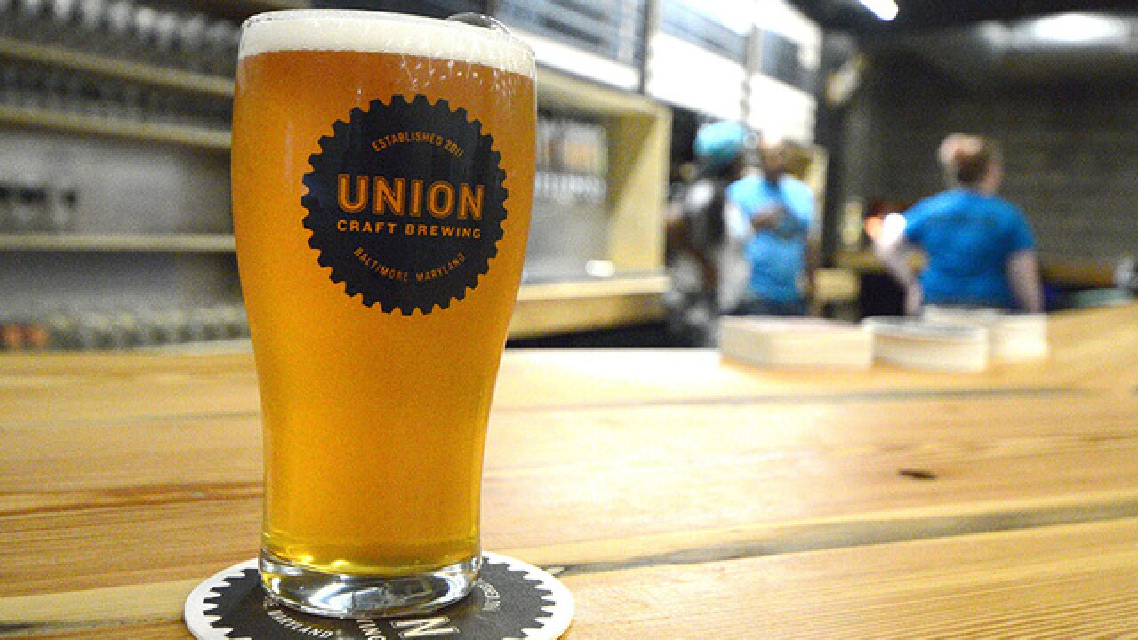 "UNION Craft brewing ""adults only"" after 6 p.m."