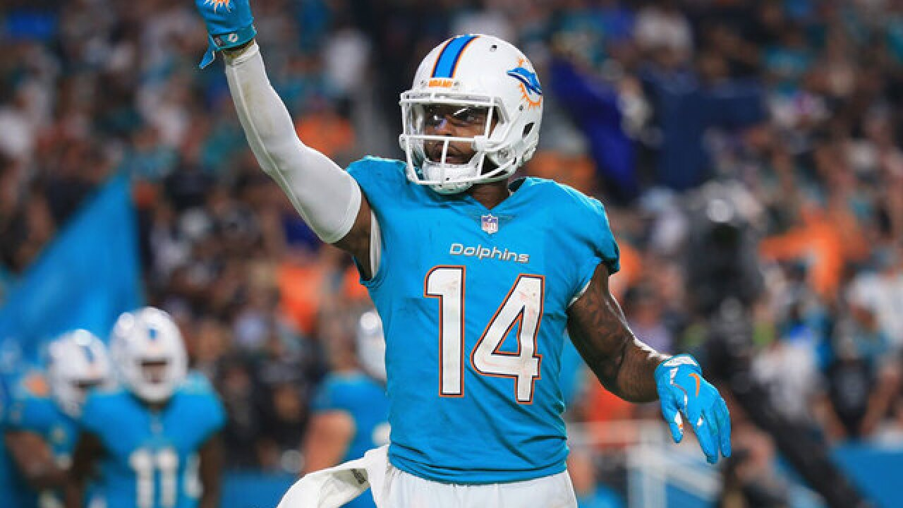 timeless design be67f 165f1 Miami Dolphins trade Jarvis Landry to Cleveland Browns ...
