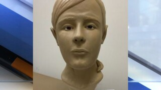 Facial reconstruction of woman believed to be a victim of convicted killer Shawn Grate released