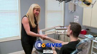 Nikki-Dee surprises veteran with free dental care: 'I knew we had to do something'