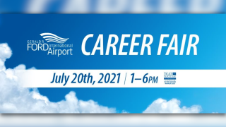 Gerald R. Ford Airport career fair.png