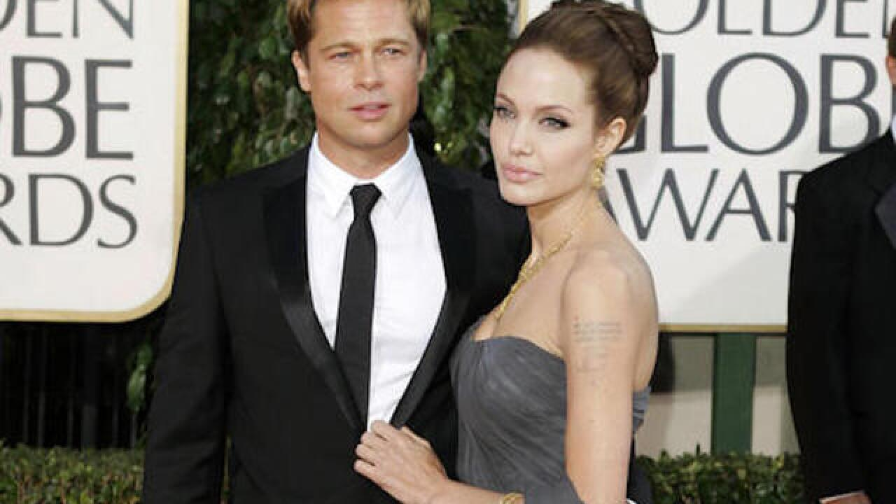 Brad Pitt wants joint custody in Angelina Jolie split