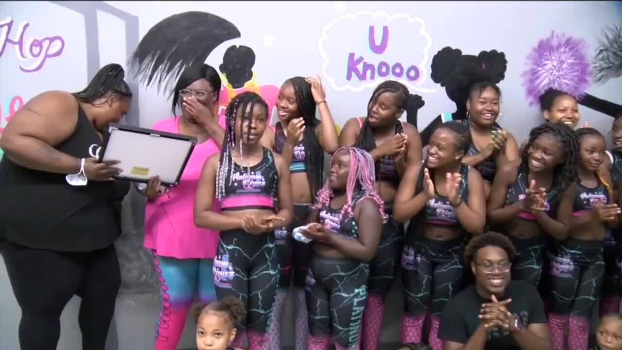 Everyday Hero: Aurora dance instructors build confidence in young girls
