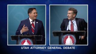 Utah Attorney General debate
