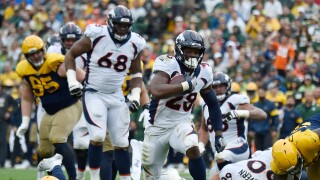 Denver Broncos v Green Bay Packers