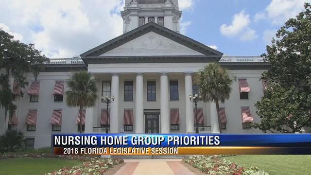 Florida Health Care Association discusses nursing home ...