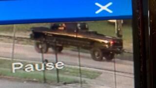 Suspect vehicle in Fort Pierce hit-and-run crash on Sunday, November 1, 2020.
