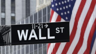 Financial Markets Wall Street