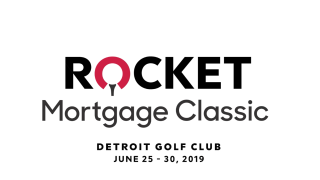 Rocket Mortgage Classic Detroit logo