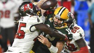 Packers Rodgers Revenge Football
