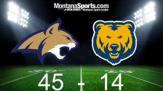 Montana State 45, Northern Colorado 14