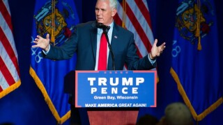 Vice President Mike Pence to appear in Milwaukee Thursday