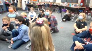 scott elementary class