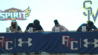 Bass, Thompson headline Fountain-Fort Carson signing day