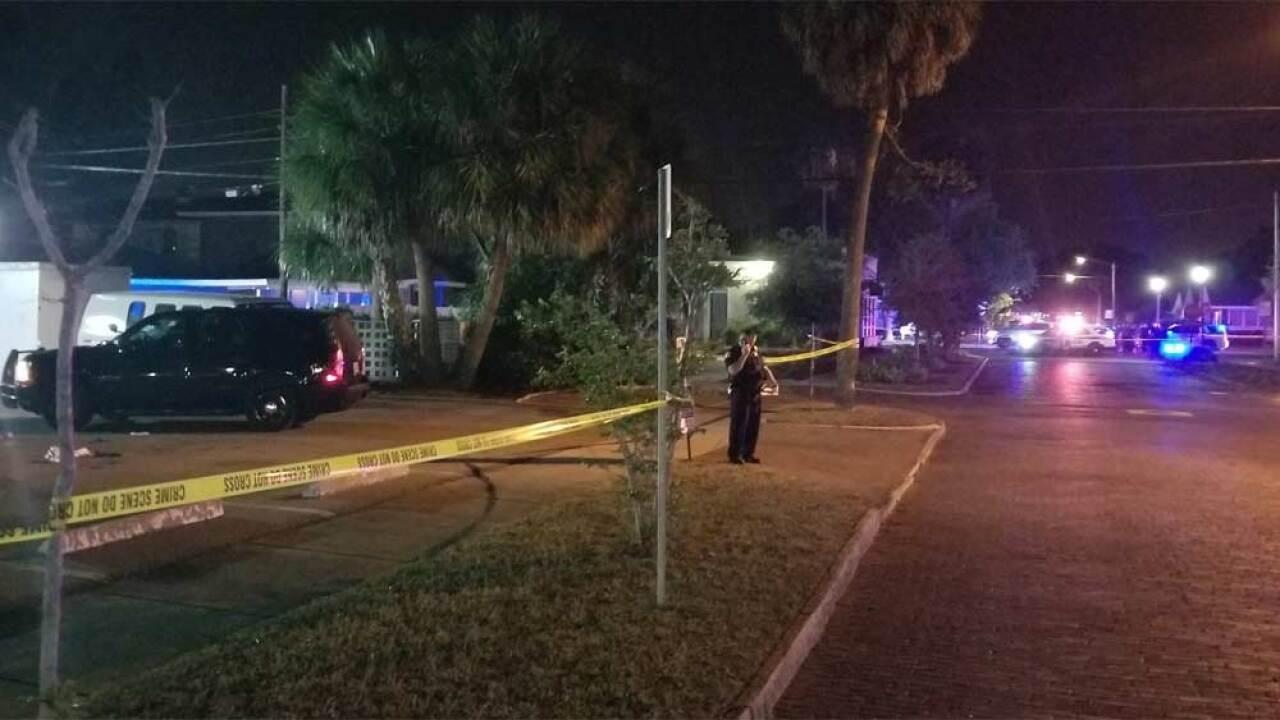 Florida deputy, police K-9 injured in traffic stop shooting