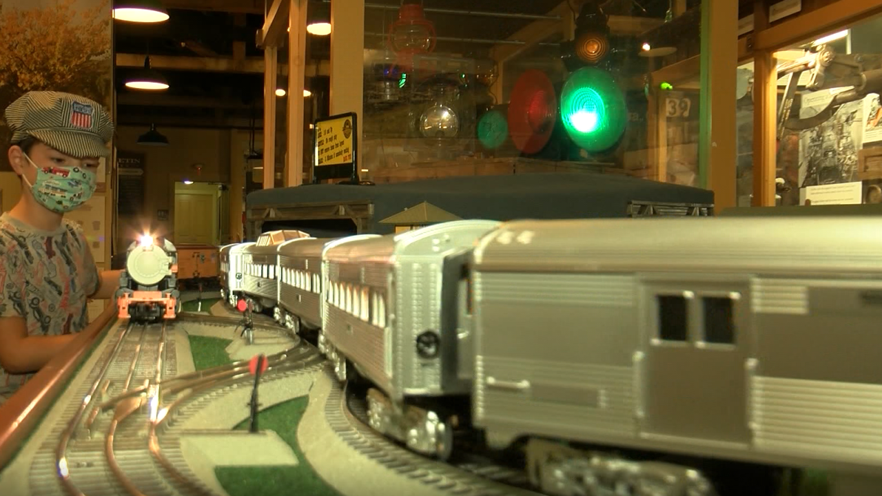 The Central Coast Railroad Festival is in full steam.
