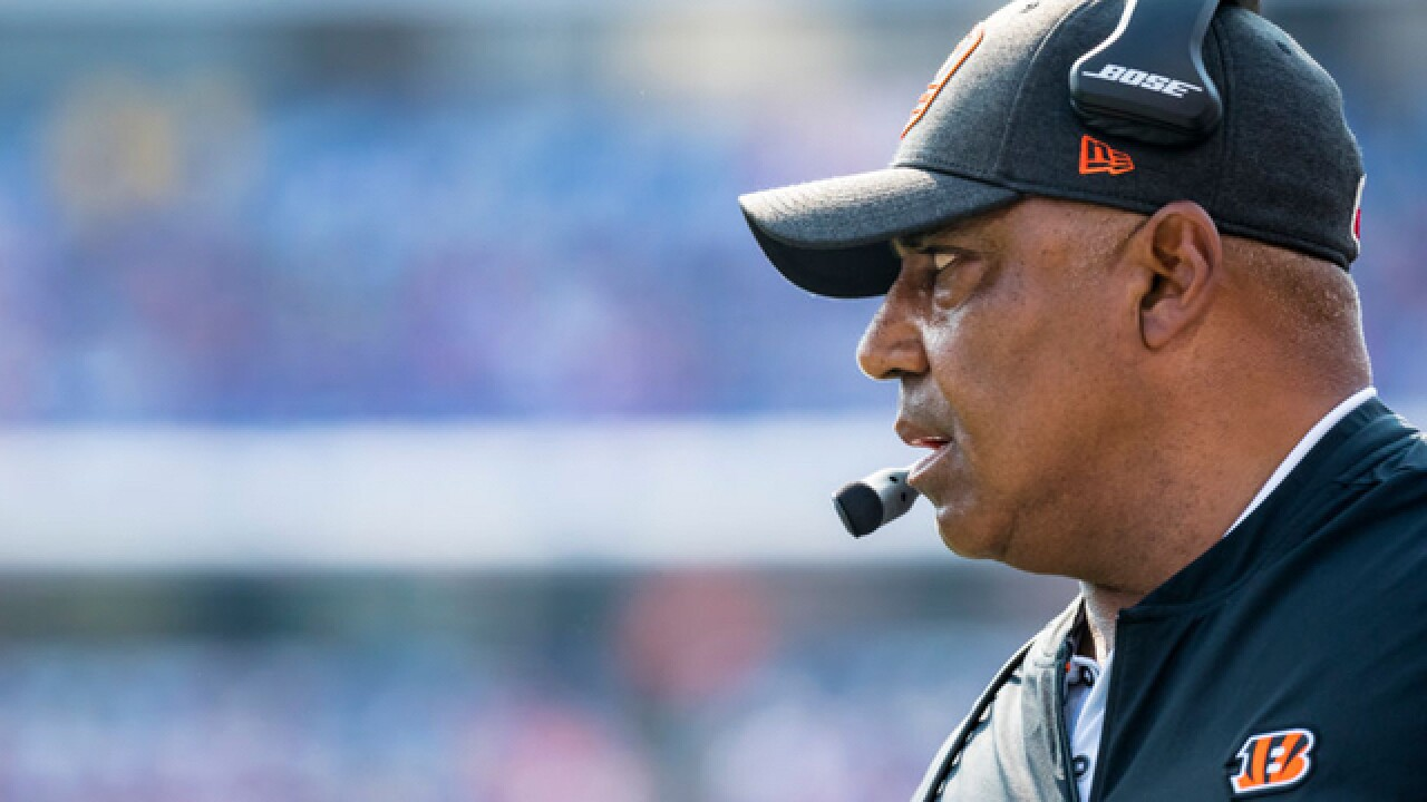 Bengals try for different result with same coach & cast