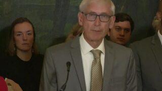 Gov. Tony Evers, Democrats propose gun background check bill