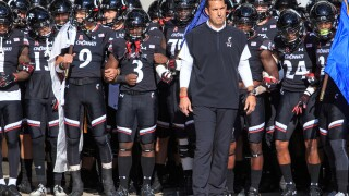 No. 25 Cincinnati in hunt for AAC title in November