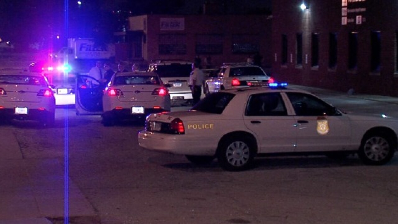 Man found shot and killed in the bed of a truck