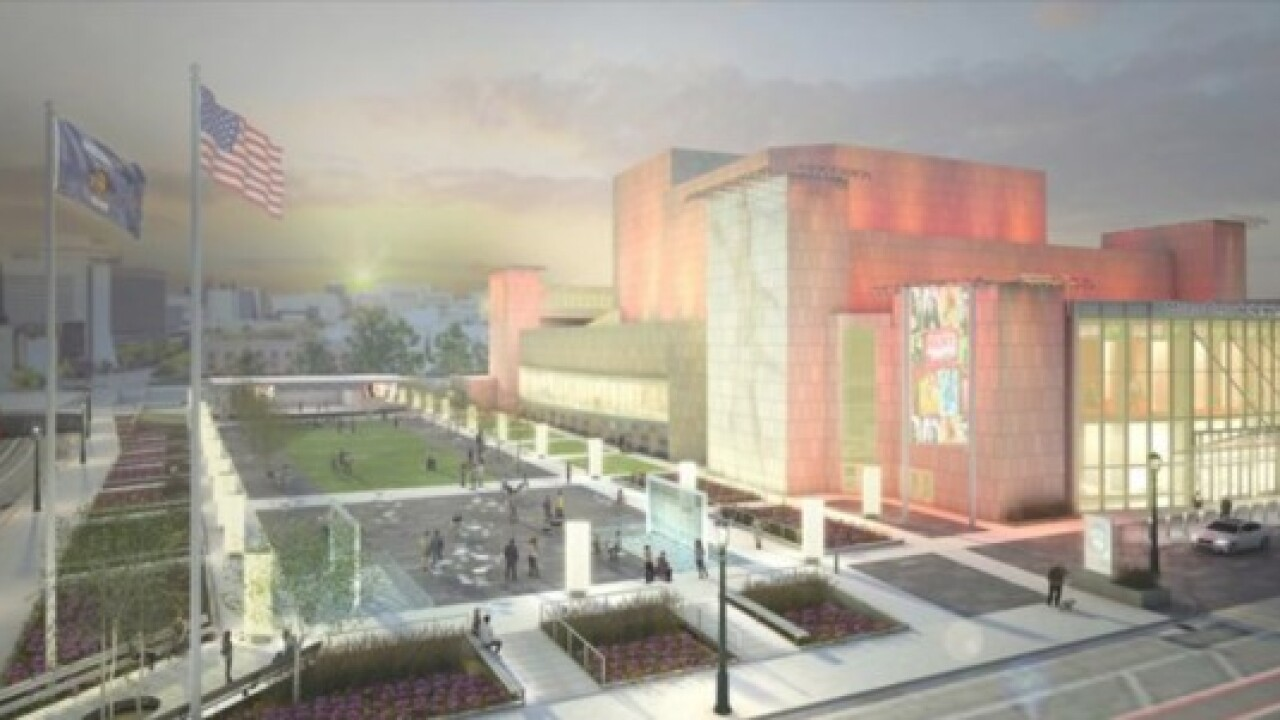 Marcus Center unveils redesign plans