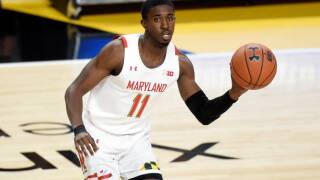 Strong finish earns No. 7 Maryland rout of Oakland