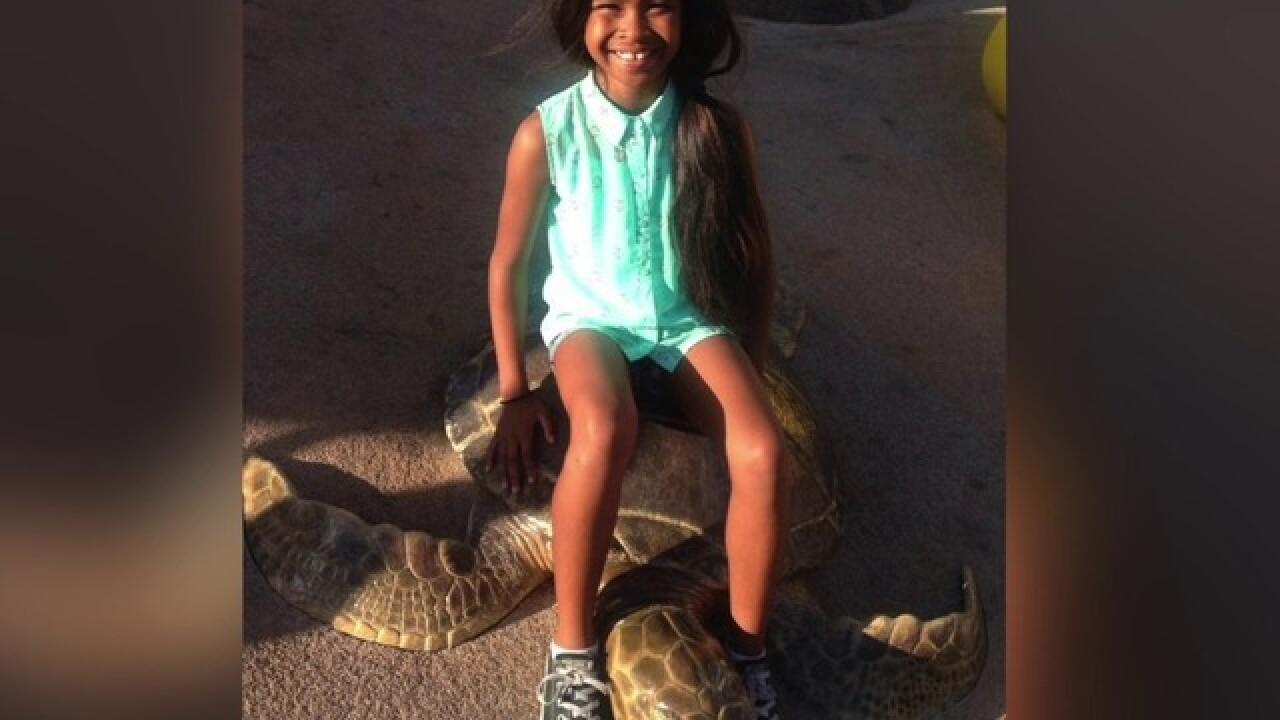 10-year-old crash victim dies