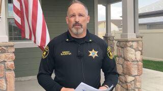 Cascade County Sheriff Jesse Slaughter (June 2021)